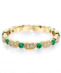0.43 Emerald stock_number 26182YGEMStyle #: MARS FINE JEWELRY