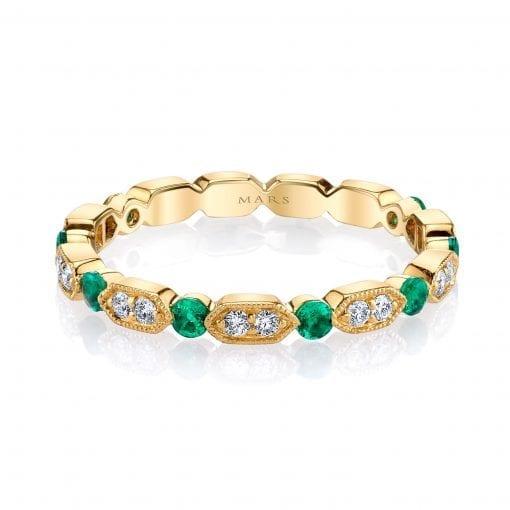 Diamond & Emerald Ring Style #: MARS-26182YGEM|Diamond & Emerald Ring Style #: MARS-26182YGEM|Diamond & Emerald Ring Style #: MARS-26182YGEM|Diamond & Emerald Ring Style #: MARS-26182YGEM