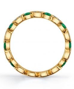 0.43 Emerald stock_number 26182YGEM<br>Style #: MARS FINE JEWELRY