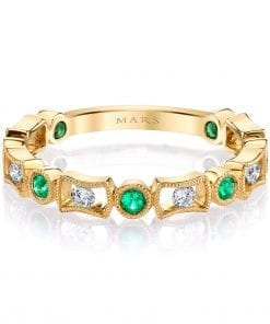 0.18 Emerald stock_number 26211YGEMStyle #: MARS FINE JEWELRY