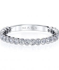 Diamond Ring - Stackable  Style #: MARS-26259