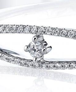 Diamond Bracelet - Bangles & Cuffs Style #: MARS-26724