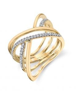 Diamond Ring - Fashion Band Style #: MARS-26830