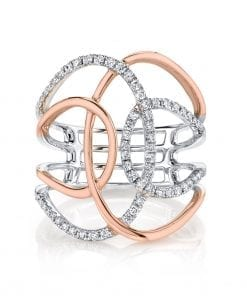Diamond Ring - Fashion Band Style #: MARS-26854