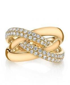 Diamond Ring - Fashion Band Style #: MARS-26857
