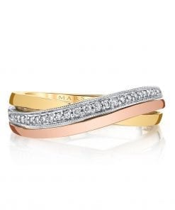 Diamond Ring - Fashion Band Style #: MARS-26866