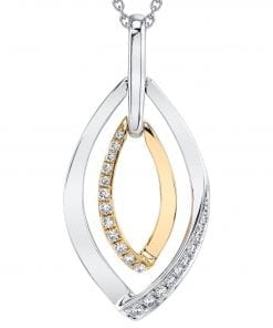 Diamond Necklace Style #: MARS-26870