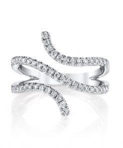 Diamond Ring - Fashion Band Style #: MARS-26888