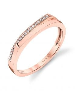 Diamond Ring - Fashion Band Style #: MARS-26890