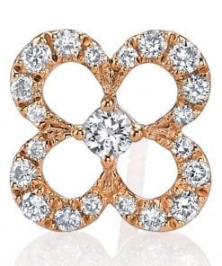 Diamond Earrings - Studs Style #: MARS-26898