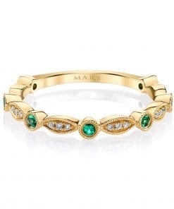 0.12 Emerald stock_number 26935YGEMStyle #: MARS FINE JEWELRY