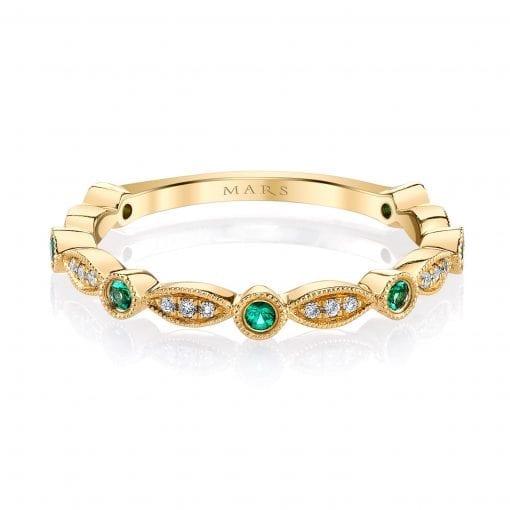 Diamond & Emerald Ring Style #: MARS-26935YGEM|Diamond & Emerald Ring Style #: MARS-26935YGEM|Diamond & Emerald Ring Style #: MARS-26935YGEM|Diamond & Emerald Ring Style #: MARS-26935YGEM