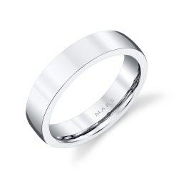 Classic Men's Wedding BandStyle #: MARS G136