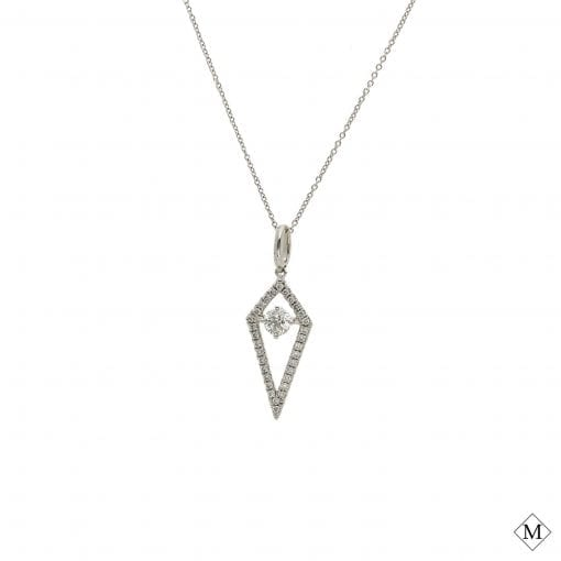 Diamond NecklaceStyle #: AN-SH2472