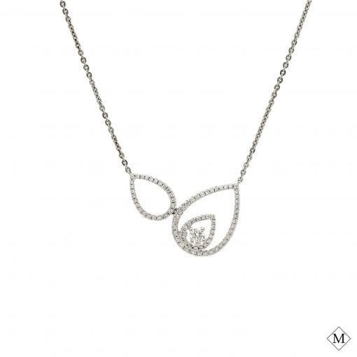 Diamond NecklaceStyle #: AN-SH2551