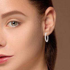 Diamond EarringsStyle #: MARS-15290