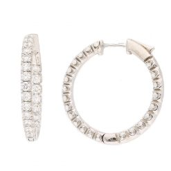 Diamond EarringsStyle #: MARS-15291