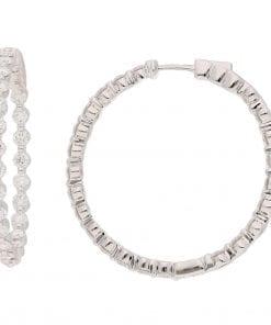 Classic Diamond EarringsStyle #: MARS-27046