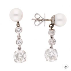 Pearl  EarringsStyle #: MD-EAR10001