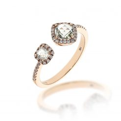 Modern Diamond Fashion RingStyle #: MARS-24222