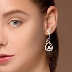 Diamond EarringsStyle #: PD-10108451