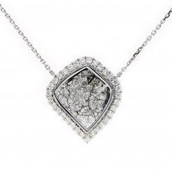 Diamond Slice NecklaceStyle #: PD10113284