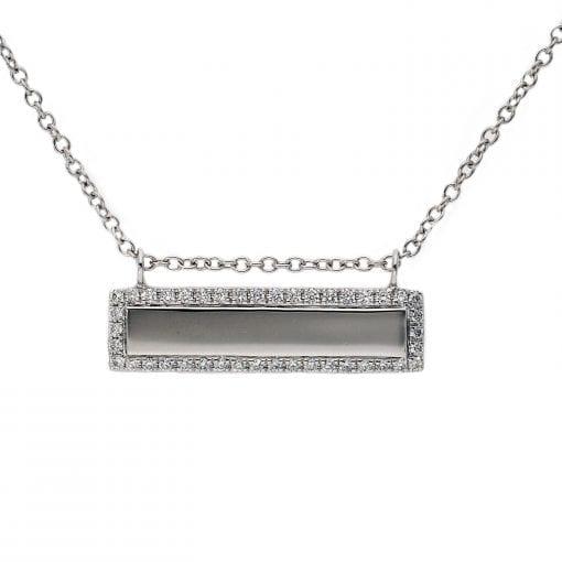 Diamond NecklaceStyle #: PD10122806