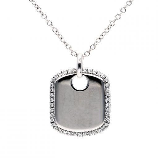 Diamond NecklaceStyle #: PD10123166