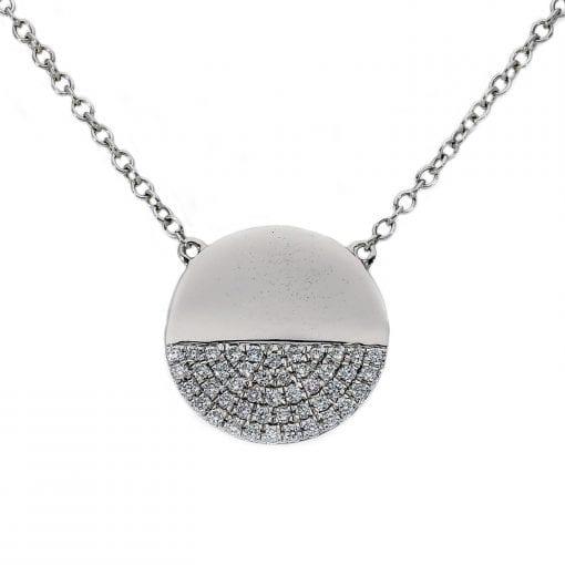 Diamond NecklaceStyle #: PD10123174