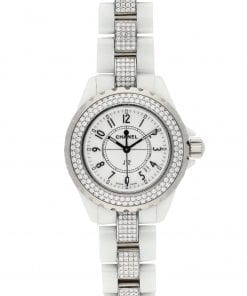 Chanel J12 Quartz<br>SKU #: CHA-2084