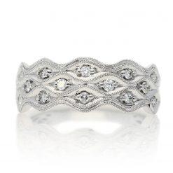 Diamond RingStyle #: MARS-25797