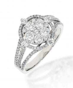 Classic Diamond RingStyle #: PD-10101414