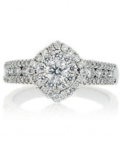 Classic Diamond RingStyle #: PD-10102602