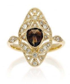 Boho Diamond Slice RingStyle #: PD-10113297
