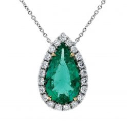 Emerald NecklaceStyle #: PD-10121973
