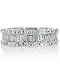 Classic Baguette Diamond RingStyle #: PD-10122435