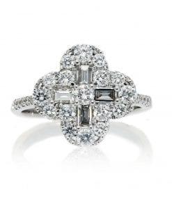 Classic Baguette Diamond RingStyle #: PD-10124223