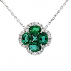 Emerald NecklaceStyle #: PD-10124903