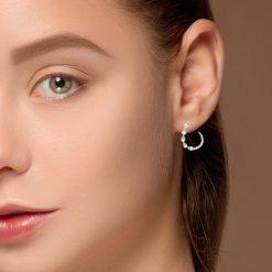 Diamond EarringsStyle #: ANC-AA1216