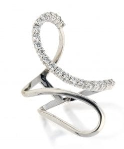Modern Diamond RingStyle #: ANC-AN6770B