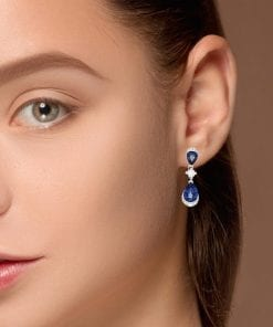 Classic Diamond EarringsStyle #: ANC-EJ1867