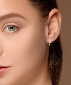 Classic Diamond EarringsStyle #: ANC-JA510B