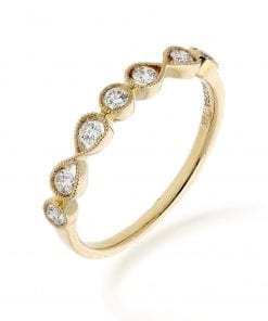 Modern Diamond RingStyle #: ANC-JA761