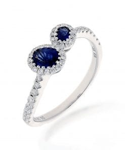 Modern Diamond RingStyle #: ANC-MI133