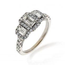 Diamond RingStyle #: MHENG00001