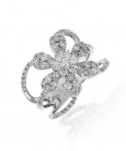 Modern Round Diamond RingStyle #: PD-LQ20207L