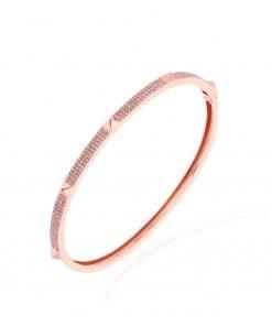 Modern Diamond BraceletStyle #: MK-36399-R