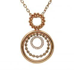 Diamond NecklaceStyle #: LQ2266N