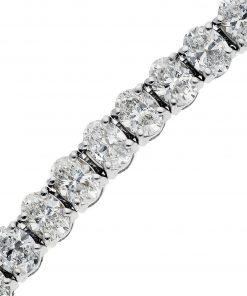 Diamond, Tennis Diamond BraceletStyle #: JW-BRAC-OV-001