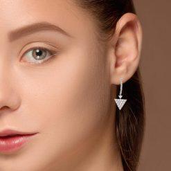 Diamond EarringsStyle #: LQ10146E